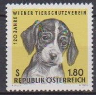 Österreich 1966 Nr.1208  ** Postfr. 120 Jahre Wiener Tierschutzverein ( 8705) Günstige Versandkosten - 1961-70 Ungebraucht