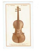 Cpa Le Lever Du Soleil - Premier Violon Incrusté De Stradivarius 1677 - Collection MARC LABERTE Mirecourt - Kunstgegenstände