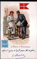 La Poste Au Danemark - Postal Services