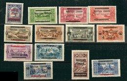 Gd Liban * N° 98 à 110 - Great Lebanon (1924-1945)
