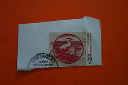 6-361 Groenland Greenland  Oblitéré Canard Eider Duck Pato Ente  Anatra Eend Banknote Billet De Banque - Canards