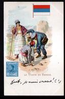 La Poste En Serbie - Postal Services