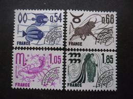 France Préoblitéré N°146 Au 149 Série SIGNES Du ZODIAQUE Neuf ** - Astrology