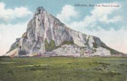 AQ42 Gibraltar, Rock From Neutral Ground - Gibraltar