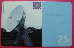 Serie B-48-07..., German Army In Kosovo Prepaid Phone CARD 25 Euro Used Operator KBIMPULS *Satellite* - Kosovo