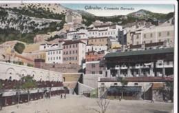 AQ42 Gibraltar, Casemates Barracks - Gibraltar