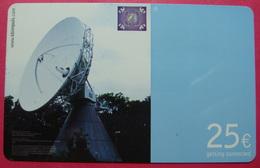 Serie B-48-03..., German Army In Kosovo Prepaid Phone CARD 25 Euro Used Operator KBIMPULS *Satellite* - Kosovo