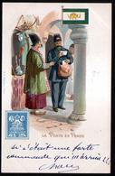 La Poste En Perse - Postal Services