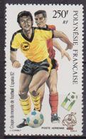 Polinesia FRANCESE 1982 Calcio/Sport/WC/World Cup/Calcio MNH - Polinesia Francese