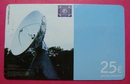 Serie B-45-07...5, German Army In Kosovo Prepaid Phone CARD 25 Euro Used Operator KBIMPULS *Satellite* - Kosovo