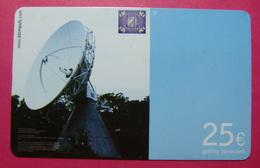 Serie B-45-05...6, German Army In Kosovo Prepaid Phone CARD 25 Euro Used Operator KBIMPULS *Satellite* - Kosovo