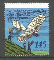 BRD 2016 Mi.Nr. 3254 , 125. Jahrestag Des Ersten Gleitschirmfluges Durch Otto Lilienthal - Gestempelt / Fine Used / (o) - BRD