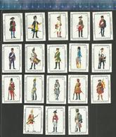 HISTORICAL UNIFORMS - HARROW MATCH AGENCY Av. Cont. 48 AUSTRIAN MATCHES (4p) Matchbox Labels AUSTRIA - Boites D'allumettes - Etiquettes
