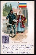 La Poste En Roumanie - Postal Services