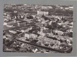 CP (All.) Saarbrücken - Luftaufnahme Der Ludwigs-Kirche Und Der Französischen Botschaft - Saarbruecken