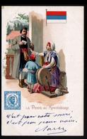 La Poste Au Montenegro - Postal Services