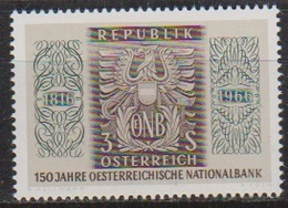 Österreich 1966 Nr.1207  ** Postfr. 150 Jahre Österreichische Nationalbank ( 8713) Günstige Versandkosten - 1961-70 Ungebraucht