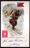 La Poste En Norwege ( Laponie) - Postal Services