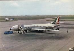 AEROPLANO-AIRPLANE-AVION-FLUGZEUG--=CARAVELLE=-CARTOLINA NON VIAGGIATA - 1946-....: Era Moderna