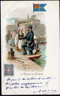 La Poste En Suede - Postal Services