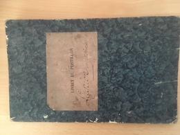 Livret Du Postillon - Vieux Papiers
