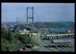 C1678 TURKEY - ISTANBUL - BOGAZ KOPRUSU - Turchia