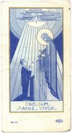 VERNEUIL SUR AVRE SOUVENIR Dominique GRAS EGO SUM PANIS VIVUS IMAGE PIEUSE RELIGIEUSE  HOLY CARD SANTINI HEILIG PRENTJE - Devotion Images