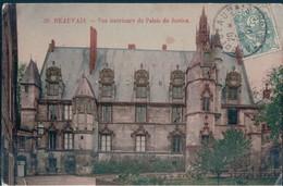 POSTAL FRANCIA - BEAUVAIS - VUE INTERIEURE DU PALAIS DE JUSTICE - Beauvais