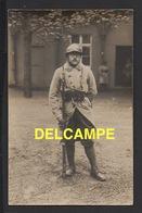 DF / MILITARIA / RÉGIMENT À DÉTERMINER / SUR LE COL CHIFFRE 11 ET COR DE CHASSE - Regimente