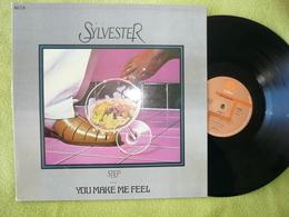 Sylvester 33t Vinyle Step II - Disco & Pop