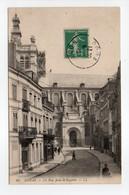 - CPA DOUAI (59) - La Rue Jean-Bellegambe 1910 - Editions Lévy N° 10 - - Douai