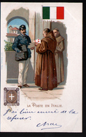 La Poste En Italie - Poste & Facteurs