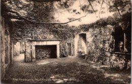 Ireland Fillarney Muckross Abbey The Fireplace - Kerry