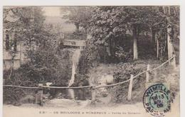 62 Vallée Du DENACRE  De Boulogne à Wimereux Moulin  - CPA  9x14  N/B  TBE - France