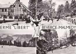 Bevercé-Malmedy - La Ferme Libert - Circulé En 1960 - Animée - TBE - Malmedy