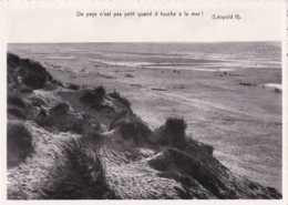 De Haan Aan Zee - Coq Sur Mer - Tekst Van - Texte De Léopold II - Pas Circulé - Nels - TBE - De Haan