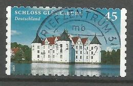 BRD 2013  Mi.Nr. 3016 , Schloss Glücksburg - Selbstklebend / Self-adhesive - Gestempelt / Fine Used / (o) - Gebraucht