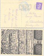 POSTKARTE 1941  ELSASS STRASSBURG - Allemagne