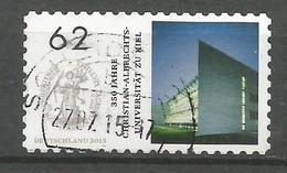 BRD 2015  Mi.Nr. 3139 , 350 Jahre Christian-Albrechts-Universität - Selbstklebend - Gestempelt / Fine Used / (o) - Gebraucht