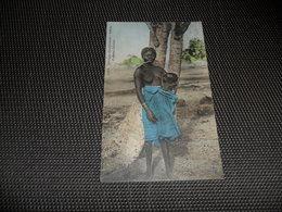 Afrique ( 9 ) Occidentale  Africa  Afrika  : Sénégal  Femme Cérère - Femme Aux Seins Nus  Nu  Nude - Senegal