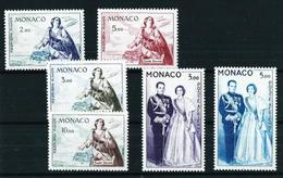 Mónaco Nº A-73/8 Nuevo - Airmail