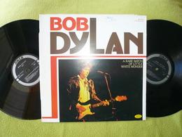 Bob Dylan 33tx2 Vinyles A Rare Batch Of Little White Wonder - Collectors