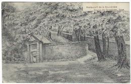 CPA -  Spa - Groesbeak - Restaurant De La Souveniere  - Allemande Feldpost Lüttich 1915 - Belgique