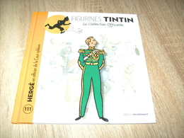 Tintin Livret Figurine Tintin Numero 111 : Hergé - Tintin