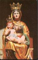 Sonico BS - Santino Plastificato SANTA MARIA IN PRADELLA, Santuario - OTTIMO R12 - Religione & Esoterismo