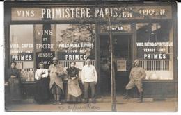 93 - AUBERVILLIERS - PRIMISTERE PARISIEN - CARTE PHOTO AVEC ANIMATION - - Aubervilliers