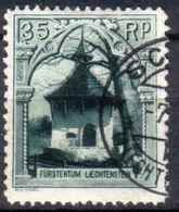 Zu  90C / Mi 100C / YT 107 Dentelé 11½/10½ Obl. LBK 2012 30,- € Voir Description - Liechtenstein