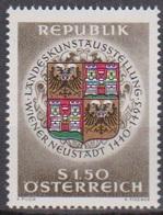 Österreich 1966 Nr.1206  ** Postfr. Landesausstellung Wiener Neustadt ( 8714) Günstige Versandkosten - 1961-70 Ungebraucht