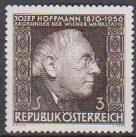 Österreich 1966 Nr.1205  ** Postfr. 10.Todestag Josef Hoffmann( 8717) Günstige Versandkosten - 1961-70 Ungebraucht