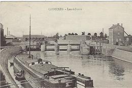 Comines: Les écluses - Comines-Warneton - Komen-Waasten
